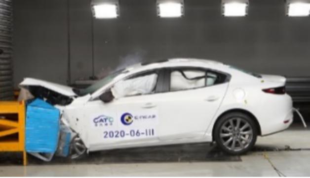 模擬真實碰撞測試汽車安全性能,C-NCAP提供專業購車指南