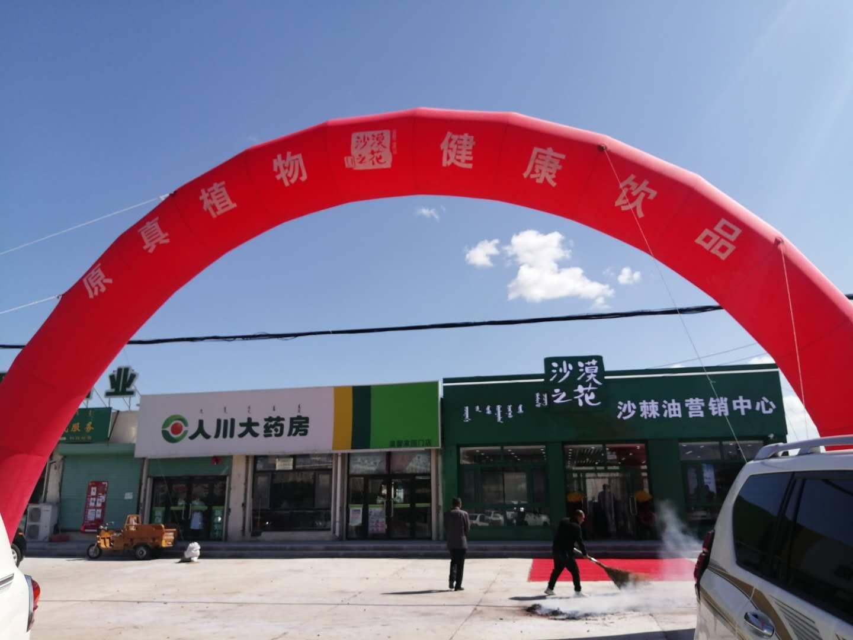 沙棘油营销中心盛大揭幕 为国民健康服务更进一步